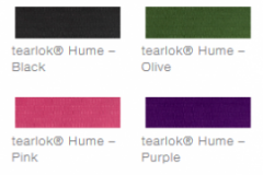 defab tearlok hume colour options