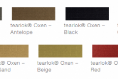 defab tearlok oxen colour options