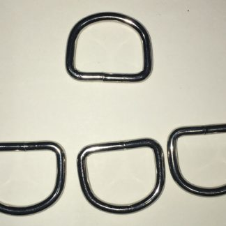 25mm Welded D Rings